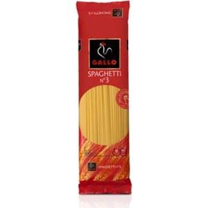 Gallo Espaghetti Nº 3  1/2 +20%