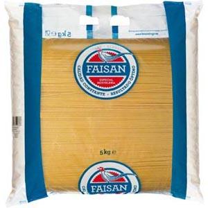 Espaguetis 5-K Faisan
