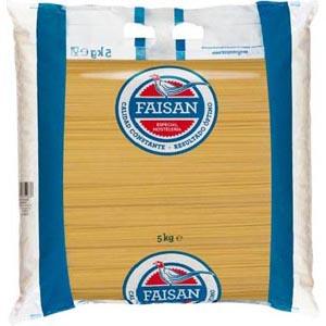 Tallarines 5 K. Faisan