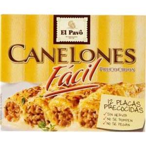 Canelones Preco.12 Placas Pavo