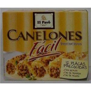 Canelones 120 Placas El Pavo