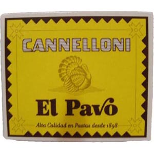 Canelones 20 Placas Pavo
