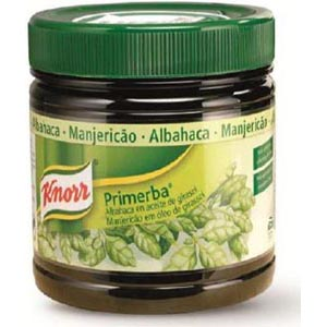 Primerba De Albahaca Knorr